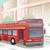 doubler · bus · détaillée · image · symbole · Londres - photo stock © lenm