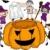 gyerekek · halloween · illusztráció · visel · jelmezek · gyerekek - stock fotó © lenm
