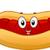 ホットドッグ · サンドイッチ · マスコット · 実例 · 食品 - ストックフォト © lenm