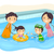 zwembad · water · sport · zwembad · snelheid - stockfoto © lenm