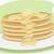 pannenkoeken · boter · ontbijt · cartoon · vers · zoete - stockfoto © lenm