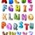 isometric alphabet stock photo © lenm