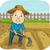 фермер · человека · женщину · трактора · автомобилей - Сток-фото © lenm