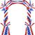 arco · balões · spiralis · forma · branco · brinquedo - foto stock © lenm