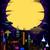 futuristische · nacht · stadsgezicht · vector · illustratie · stad - stockfoto © lenm