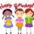verjaardagstaart · illustratie · gelukkig · partij · kunst - stockfoto © lenm