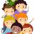 okul · örnek · çocuklar · ebeveyn · kadın - stok fotoğraf © lenm