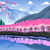 flor · de · cerezo · primavera · naturaleza · escena · hermosa · rosa - foto stock © lenm