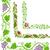 üzüm · yaprakları · form · kalp · ahşap · çerçeve · doku - stok fotoğraf © lenm