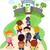 kinderen · school · dierentuin · kinderen · man - stockfoto © lenm