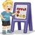 kid boy placing an apple on board stock photo © lenm