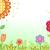 çiçekler · arka · plan · örnek · farklı · çim · dizayn - stok fotoğraf © lenm