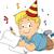 новых · лет · празднования · вечеринка · шампанского · очки - Сток-фото © lenm