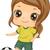 漫画 · サッカー · アクション · サッカー - ストックフォト © lenm