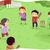 jongens · spelen · spel · cartoon · illustratie · teen - stockfoto © lenm