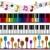 música · quatro · fronteira · projetos · piano - foto stock © lenm