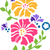 varietà · colorato · fiori · vettore · design · illustrazione - foto d'archivio © lenm