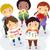 Teacher's Gift Kids stock photo © lenm