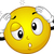 Dizzy Smiley stock photo © lenm