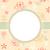 みすぼらしい · シック · フローラル · フレーム · 実例 · デザイン - ストックフォト © lenm