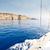 jacht · mozog · sport · természet · tájkép · tenger - stock fotó © Leonidtit