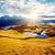 fantasztikus · reggel · jelenet · nagyszerű · kilátás · dombok - stock fotó © leonidtit