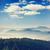 verão · belo · montanha · paisagem · céu - foto stock © Leonidtit