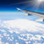 vliegtuig · vlucht · boven · zee · eilanden · hemel - stockfoto © leonidtit