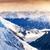 лыжных · курорта · вечер · Швейцария · город - Сток-фото © leonidtit