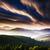 piękna · mleczny · sposób · widoku · zdumiewający · krajobraz - zdjęcia stock © leonidtit