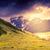 tramonto · fantastico · panorama · colorato · cielo · piedi - foto d'archivio © Leonidtit