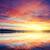 удивительный · закат · сцена · тропический · пляж · вечер · время - Сток-фото © leonidtit