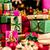 スタック · カラフル · クリスマス · プレゼント · ビッグ · ボックス - ストックフォト © leowolfert