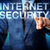 bezpieczeństwa · słowa · ochrony · sieci · technologia · informacyjna · 3D - zdjęcia stock © leowolfert