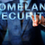 professional pushing homeland security onscreen stock photo © leowolfert