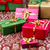 gifts in red green and gold stock photo © leowolfert