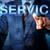 consultor · serviços · gestão · tecnologia · negócio - foto stock © leowolfert