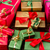 wrapped gifts assorted by color stock photo © leowolfert