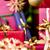 piccolo · scatola · regalo · colorato · isolato · bianco · copia · spazio - foto d'archivio © leowolfert