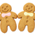 Gingerbread cookie stock photo © leungchopan