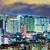 linha · do · horizonte · Hong · Kong · negócio · escritório · edifício · cidade - foto stock © leungchopan