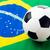サッカーボール · 白 · スポーツ · 緑 · チーム · ボール - ストックフォト © leungchopan