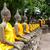 antigua · Buda · estatua · rock · piedra · chino - foto stock © leungchopan