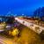trafik · iz · kentsel · şehir · gökyüzü · ışık - stok fotoğraf © leungchopan