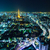 Tokyo skyline at night stock photo © leungchopan