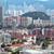 Hong · Kong · affollato · edifici · città · muro · home - foto d'archivio © leungchopan