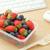 meyve · taze · karpuzu · tablo · ahududu - stok fotoğraf © leungchopan