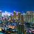 yerleşim · Bina · Hong · Kong · gece · su · ev - stok fotoğraf © leungchopan