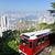 tram · Hong · Kong · albero · montagna · treno - foto d'archivio © leungchopan