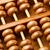 fából · készült · abakusz · izolált · fehér · 3d · render · számítógép - stock fotó © leungchopan
